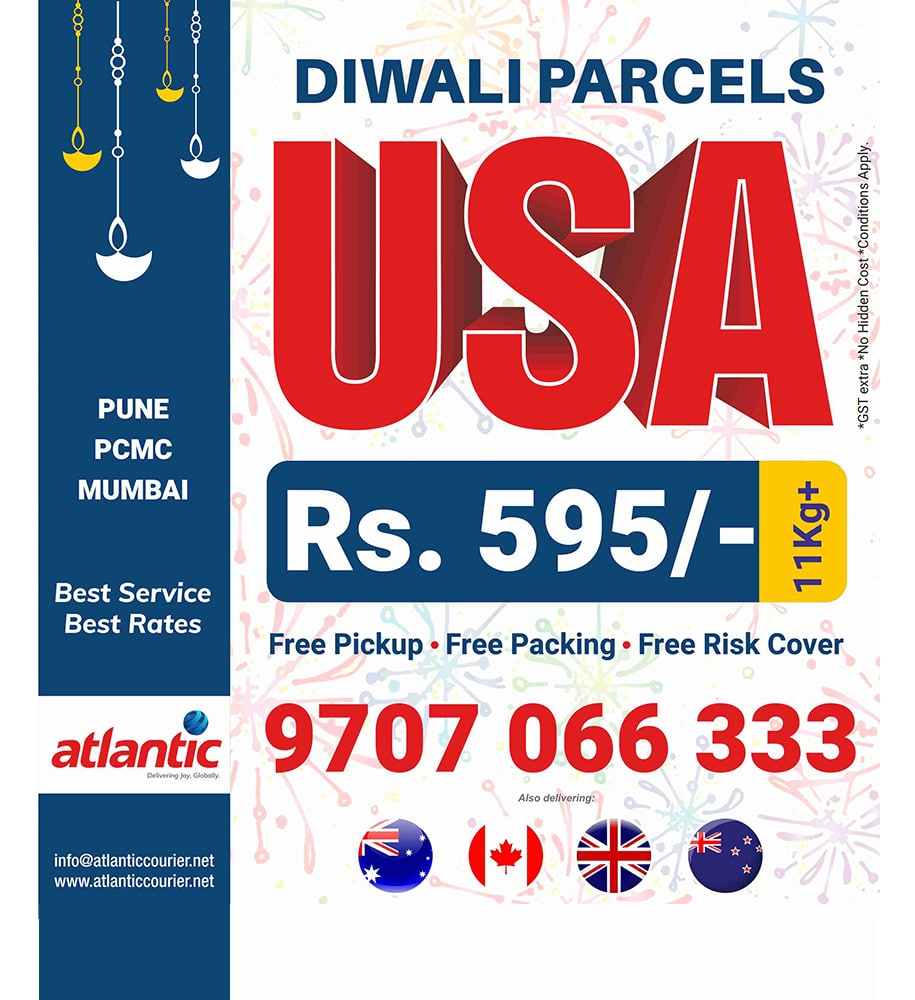 send courier to usa
